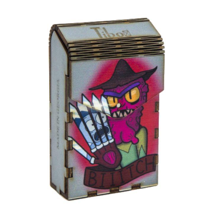 თუთუნის ყუთი